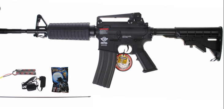 Know the benefits of Airsoft weapons so you can use them immediately after purchase