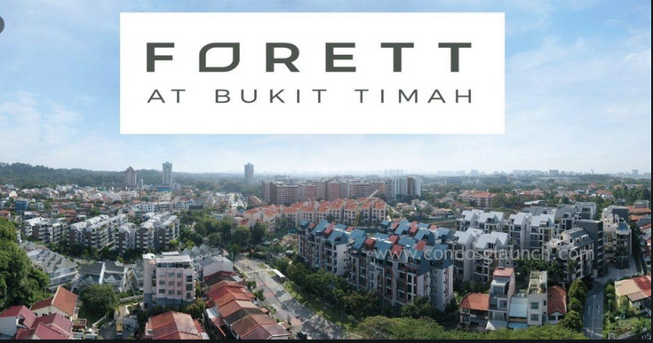 Forett at bukit timah Can Be Your Premium Home