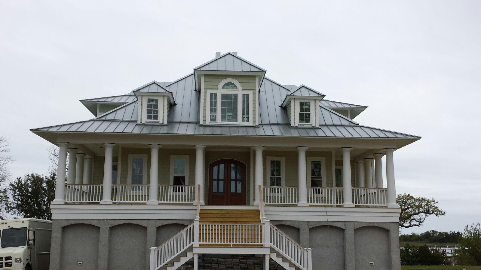 Which are the providers of roofing Wilmington nc