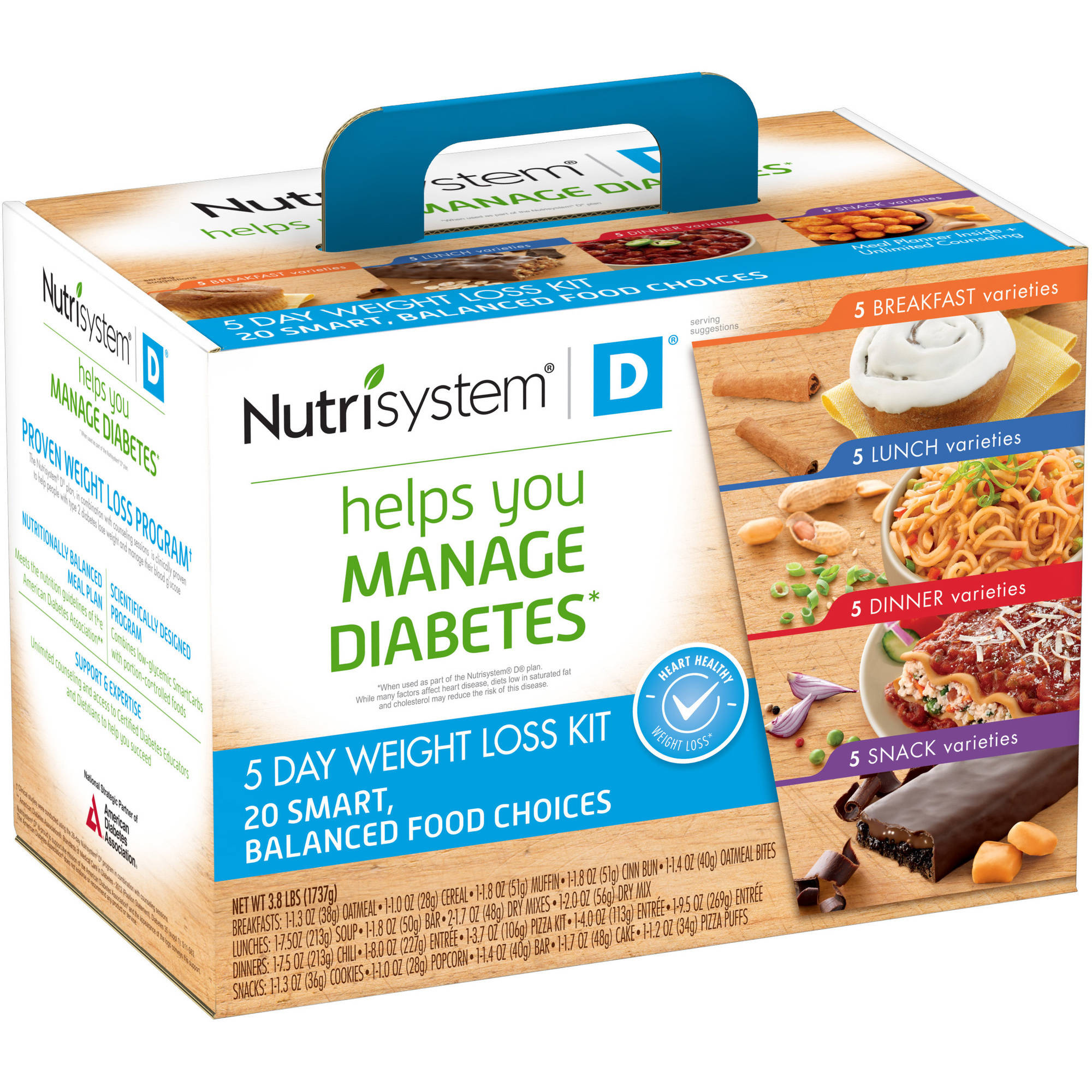 Nutrisystem for men is available in the market at affordable prices