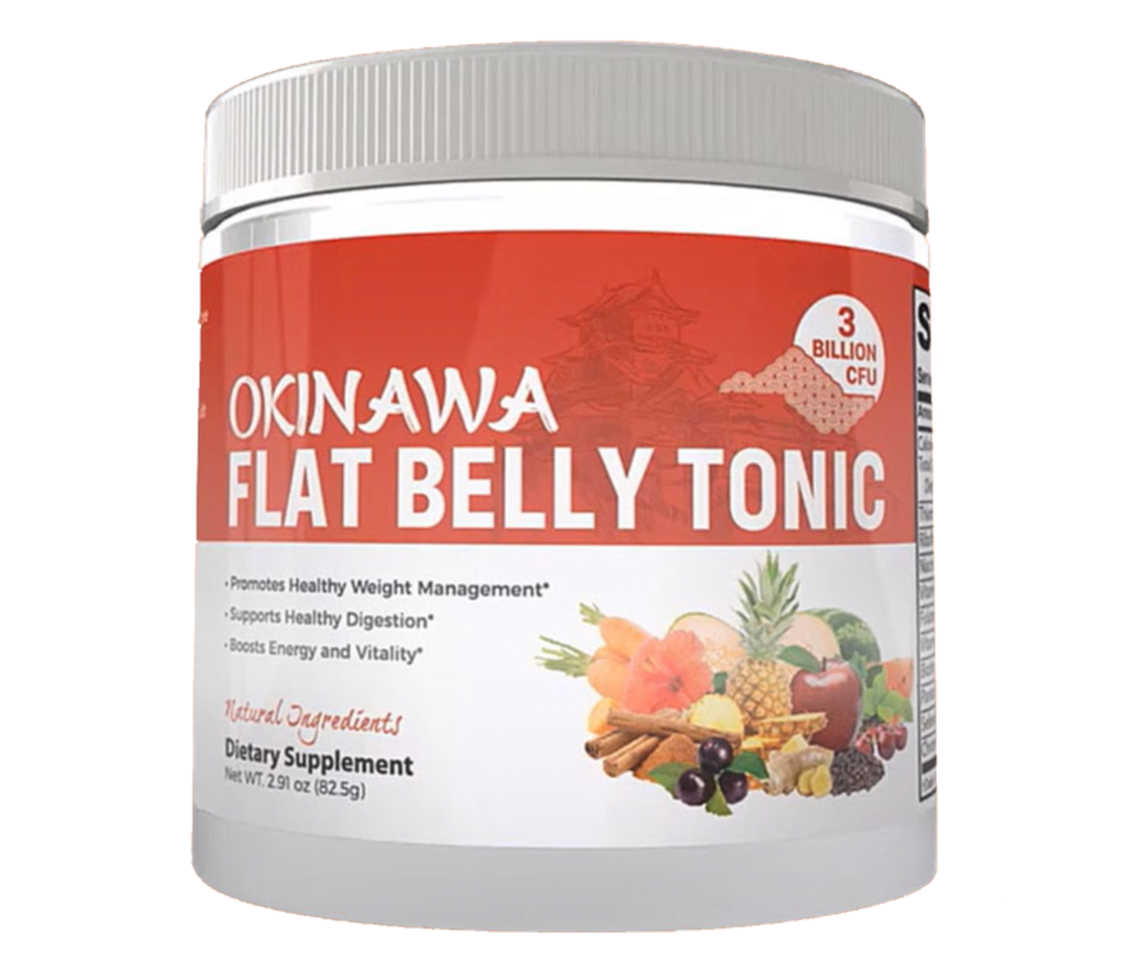Is Okinawa flat belly tonic safe to use?